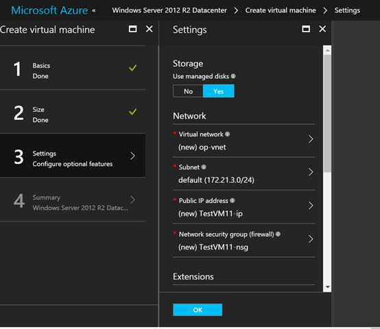 Getting started with Azure Managed Disks