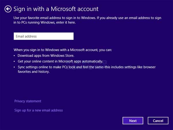 How to Strengthen Windows 10 Security - Microsoft account