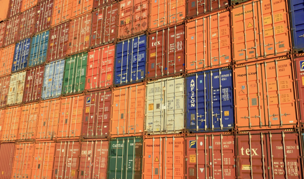 desktop applications in containers