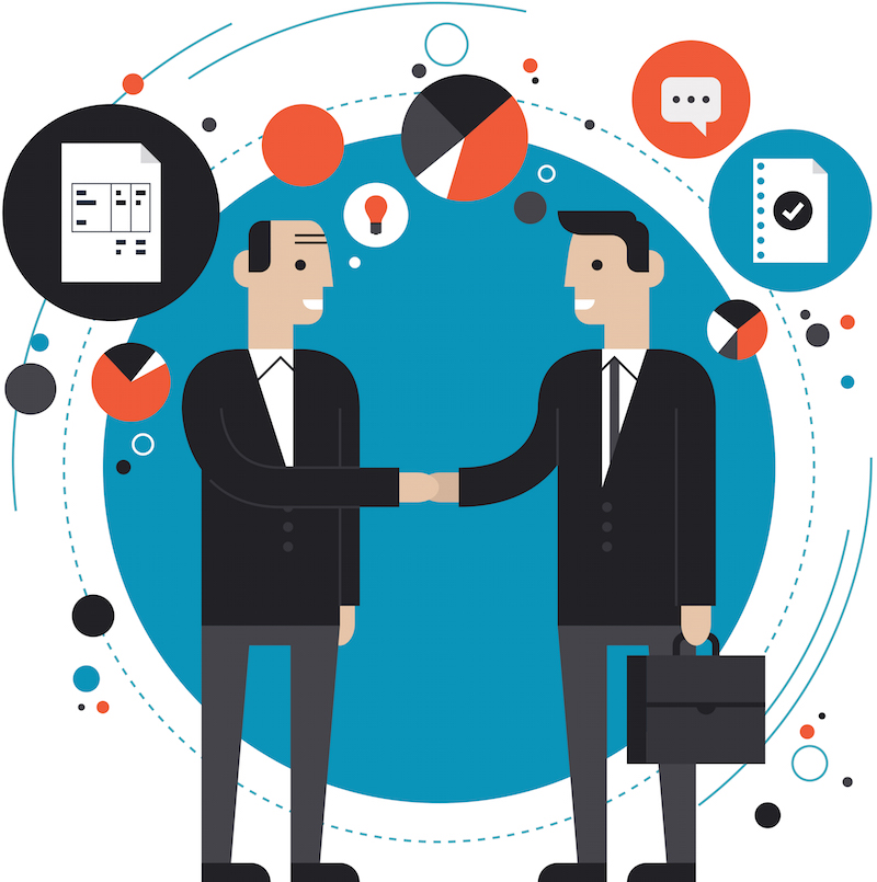 IT-business relationship