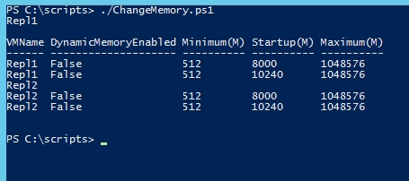 PowerShell with Hyper-V VMs