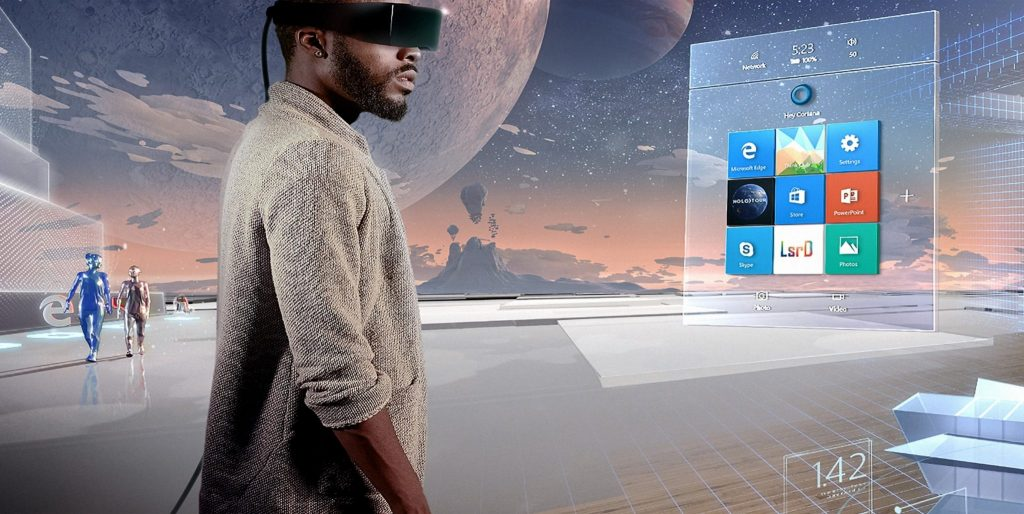 Mixed reality / IT Trends