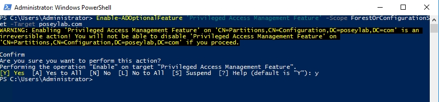 Active Directory group