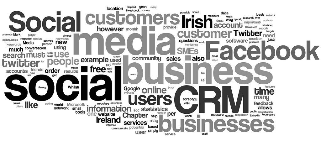 advanced CRM databases