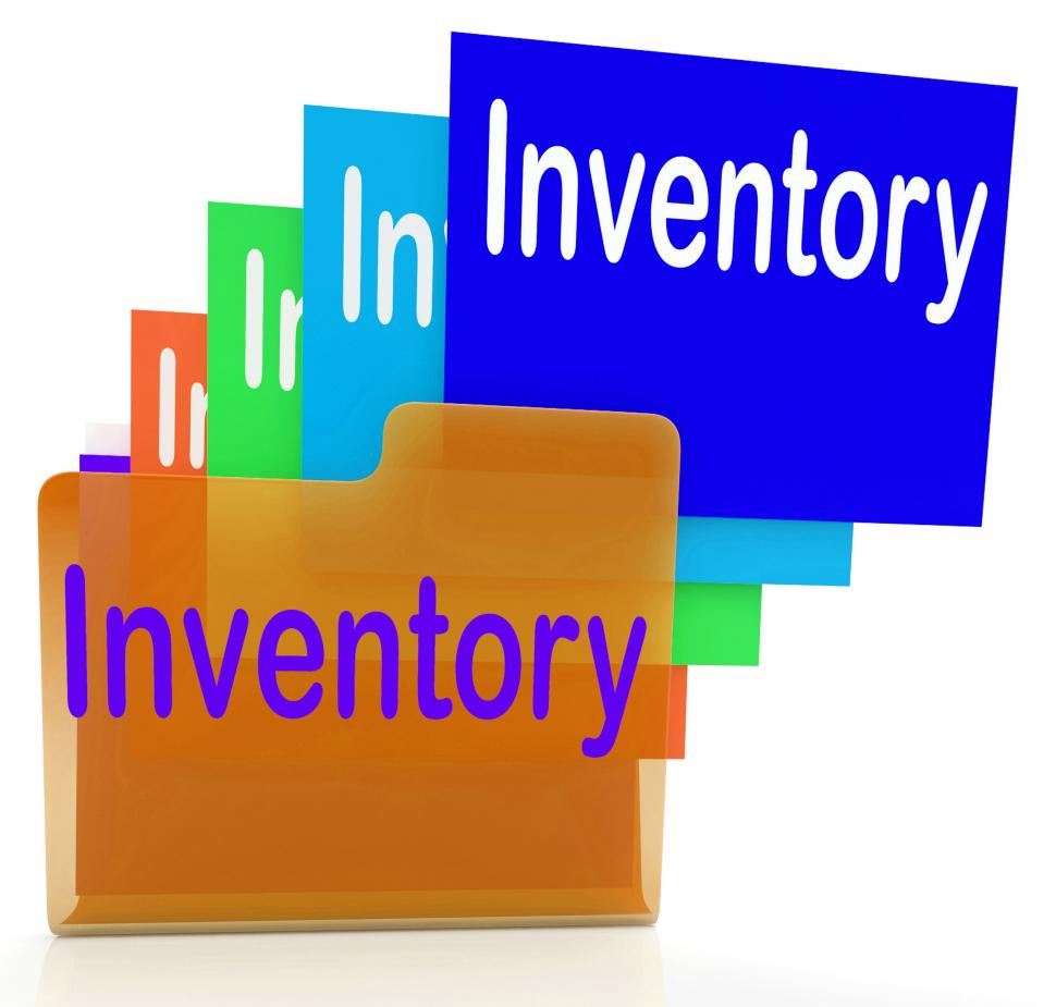 Manage inventory levels