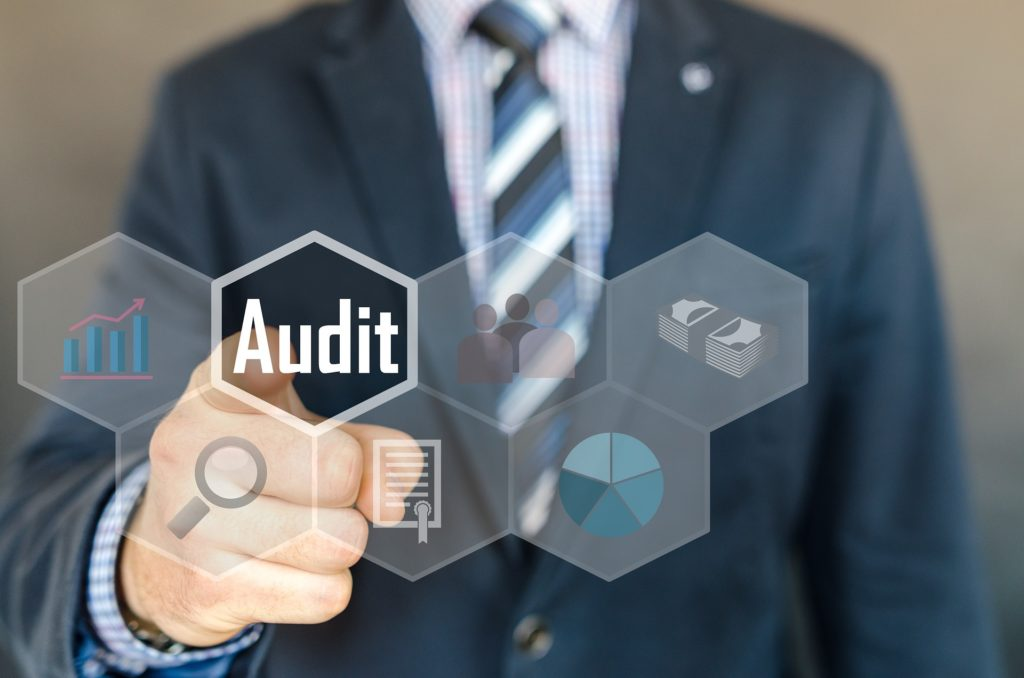 Cybersecurity assessments and audits
