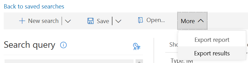 recovering Microsoft Teams messages