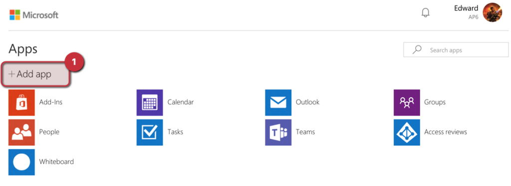 Azure AD and applications