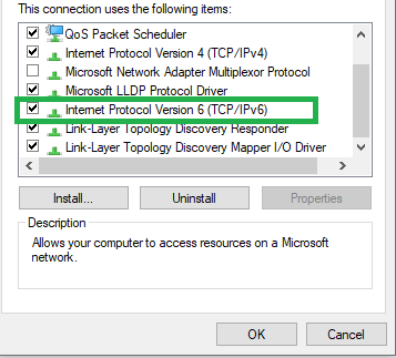Fix Windows IP conflict