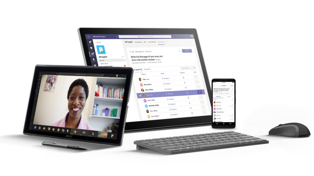 Microsoft Teams remote learning